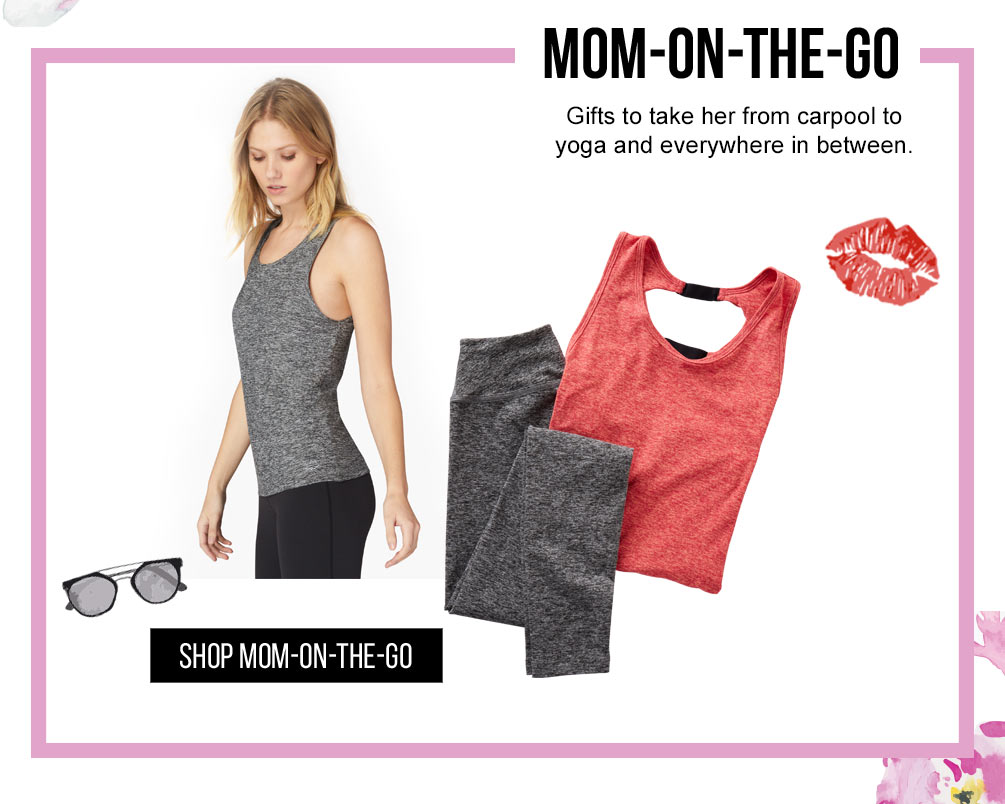 Shop Mom On The Go