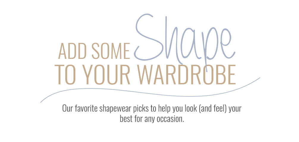 Shapewear Guide Lookbook