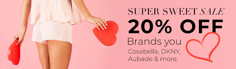 OnGossamer - sweet-sale-20-off