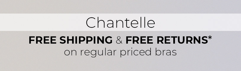 Chantelle - lux-bras-free-shipping-returns